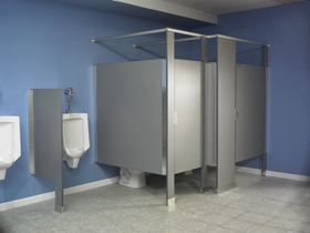 Restroom and Urinal Partitions