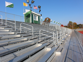 Outdoor Grandstand NY